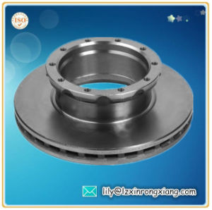 Grey Iron Casting for Truck Brake Rotor, Truck Brake Disc pictures & photos