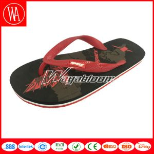 Casual Outdoors Men Flip Flops with Printing