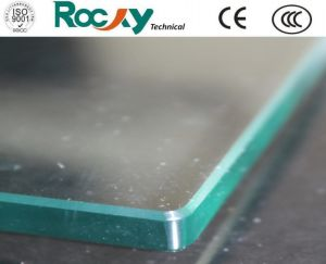 5mm Tempered/Toughened Building Glass/Window Glass/Curtain Wall Glass pictures & photos