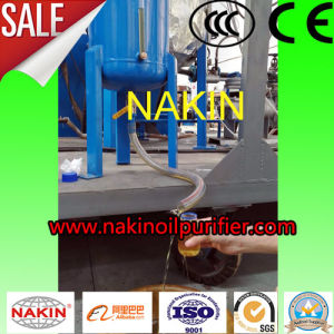 Waste Lubricants Oil Recycling Machine/Oil Regeneration Refining Machine pictures & photos