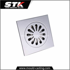 Zinc Alloy Floor Drainer / Floor Drain by Die Casting (STK-14-Z0064) pictures & photos