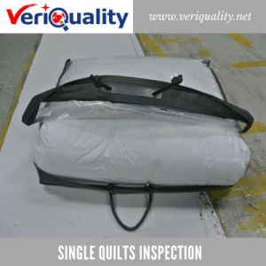 Single Quilt Quality Control Inspection Service at Chuzhou, Anhui pictures & photos