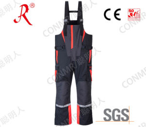 Waterproof Winter Sea Fishing Bib Pants (QF-9075B) pictures & photos