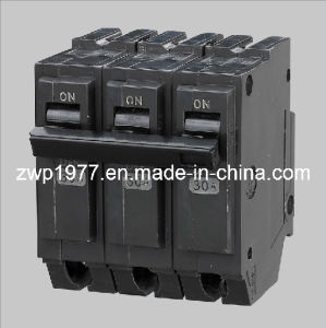 Mini Circuit Breaker Thql with 1p, 2p, 3p pictures & photos