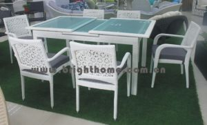 Dining Set (BP-PS110A extention table) pictures & photos