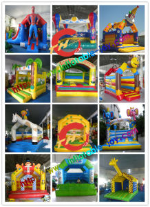 Inflatable Jumping Castle. Inflatable Castle. Inflatable Slide pictures & photos