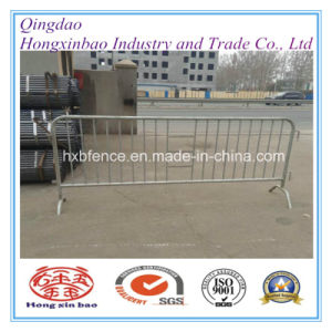 Removable Bridge Feet Crowd Control Barrier Temporary Fence pictures & photos
