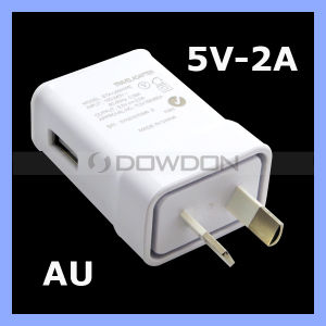 Au Plug USB Wall Charger Travel Adapter for Samsung S3 S4 S5 S6 S7 Edge, Note 2 3 4 5 pictures & photos