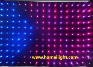 2015 RGB Full Mix Color New 3 X 2 DJ LED Vision Curtain Light Flexible Screen Display Flexible Display pictures & photos