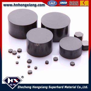 China Hongxiang Polycrystalline Diamond PCD Insert Blank pictures & photos