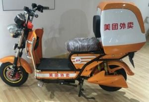 Foods Delivery Electric Motorcycle Scooter (800W-M2)