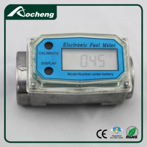 Tubine Flow Meter of Electronic Fuel Flowmeter pictures & photos