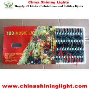 Southamerica Standard 100 Bulb LED String Lights pictures & photos