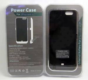 Smart Phone Power Bank for iPhone 6, 6s, Real Capacity 3000mAh pictures & photos