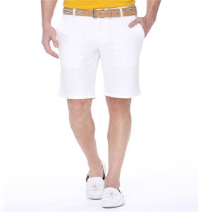 High Quality Factory Price Wholesale Bulk Fashion Style White Men Shorts