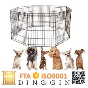 Luxury Different Size Folding Dog Run pictures & photos