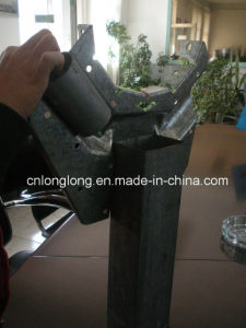 High Quality Rain Gutter Greenhouse Steel Structure pictures & photos