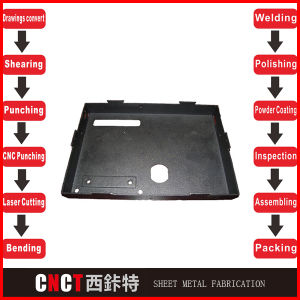 China Popular Supplier Steel Metal PC Enclosure pictures & photos