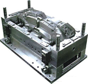 Injection Mould for Car Accessory