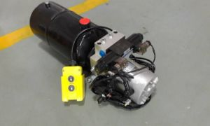 DC 24V Hydraulic Power Unit for Lifting Platform pictures & photos