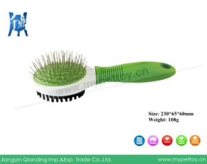 2015 New Pet Grooming Brush Self Cleaning Tool pictures & photos