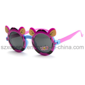 Made in China Supar Cute Clamshell Insects Pattern Sunglasses for Baby