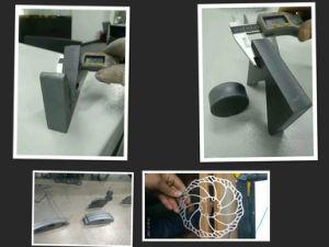 Yyc Gear Rack Yaskawa Servo Drvier Fiber Laser Cutting Machine pictures & photos