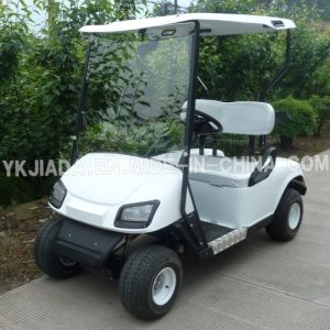 High Quality 2 Seat Electric Power Golf Cart (JD-GE501A) pictures & photos