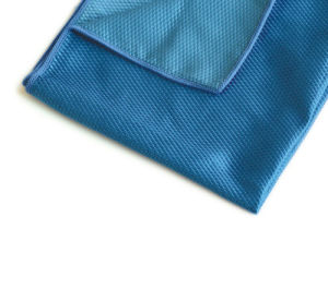 High Quality Cleaning Cloth Scales Microfiber Cloth for Multipurpose (4008) pictures & photos