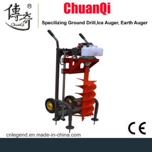 173cc Big Machine Gasoline Earth Auger Ground Drill pictures & photos