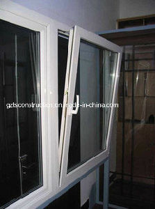 PVC Tilt and Turn Window pictures & photos