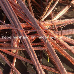 Millberry/Bare Bright Copper Wire Scrap 99.9% pictures & photos