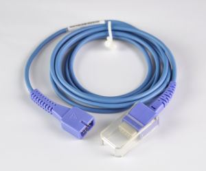 SpO2 Extension Cable DEC-4/DEC-6 with Oximax Technology pictures & photos