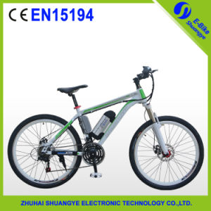 "2015 New Design Electric Moutain Bike 26"" Eletric Bicycle pictures & photos"