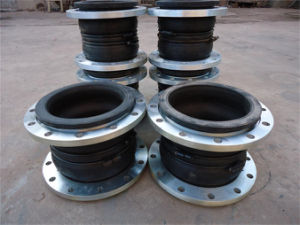 Metrasphere Double Concentric Reducer Rubber Expansion Joint pictures & photos