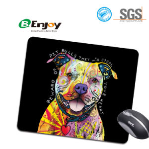 Cute Animal Custom Mouse Pad for Promotional Gifts pictures & photos