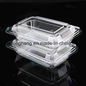 Plastic Hinged Plastic Container Making Machine pictures & photos