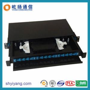 Drawer Type Rack Mounted Fiber Optic Terminal Box