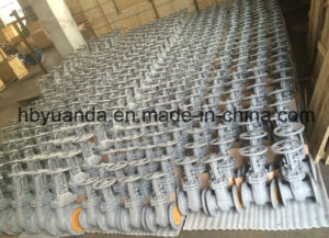 Carbon Steel Rinsing Stem Gate Valve with GOST pictures & photos