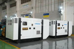 150kVA Super Silent Generator ISO-4723
