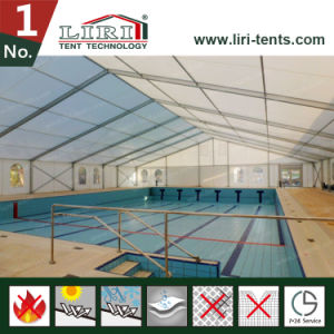 20X30m Polygon Sports Structure for Gym Temporary Stadium for Football Tennis Court pictures & photos