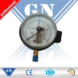 Miniature Bourdon Tube Pressure Gauges pictures & photos
