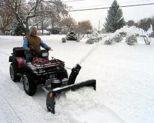 ATV Snow Thrower - ATV Parts Accessories pictures & photos