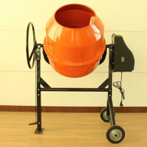 Zhishan CM220/240/260 (CM50-CM800) Electric Portable Cement Concrete Mixer pictures & photos