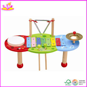 2014 New Wooden Toy Music, Popular Wooden Music Toy, Hot Sale Wooden Toy Music W07A056 pictures & photos
