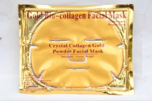 High Quality Gold Bio-Collagen Facial Mask pictures & photos