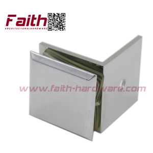 Durable Brass Frameless Shower Glass Door Clamp (GCB. 90W. BR) pictures & photos