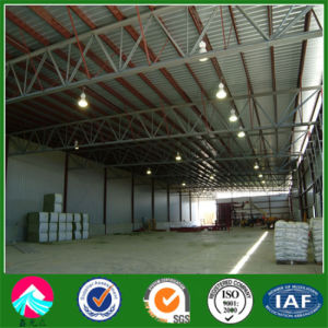 Prefabricated Painted Steel Space Truss Structure Coal Shed pictures & photos