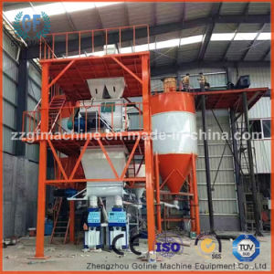 Large Dry Mortar Batching Plant pictures & photos