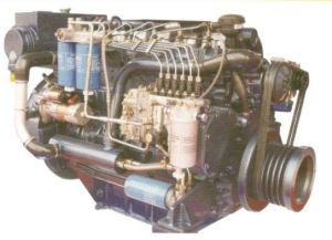 Weichai Wp6 Marine Diesel Engine with CCS for Sale pictures & photos